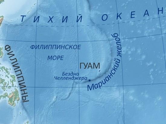 Российский глубоководный аппарат впервые достиг дна Марианской впадины