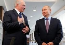 Президент Белоруссии Александр Лукашенко направил послание российскому коллеге Владимиру Путину по случаю 75-летия Победы в Великой Отечественной войне
