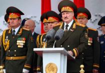 В Минске состоялся военный парад, посвященный 75-й годовщине Победы в Великой отечественной войне