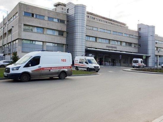 86-летний пенсионер умер в НИИ Склифосовского