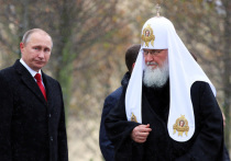 Русская православная церковь (РПЦ) разделила с народом тяжелые испытания в годы Великой Отечественной войны