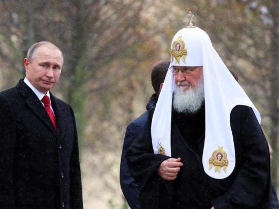 Патриарх Кирилл рассказал об испытаниях для церкви в военные годы