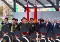 В Минске 9 мая состоялся военный парад в честь 75-летия Победы в Великой Отечественной войне