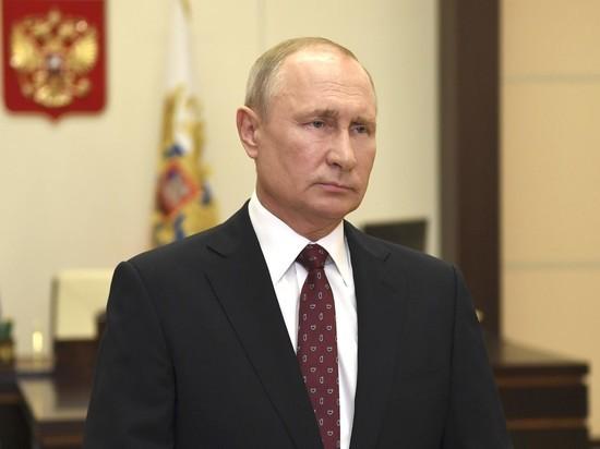 Путин рассказал о планах по укреплению всех видов войск