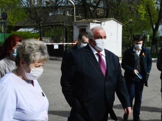Костромской госпиталь ветеранов войны готов принять на себя часть нагрузки по борьбе с эпидемией