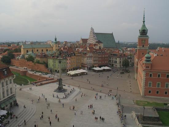 Выборы президента Польши признаны несостоявшимися