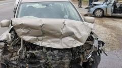 Момент смертельной аварии под Калугой попал на камеру