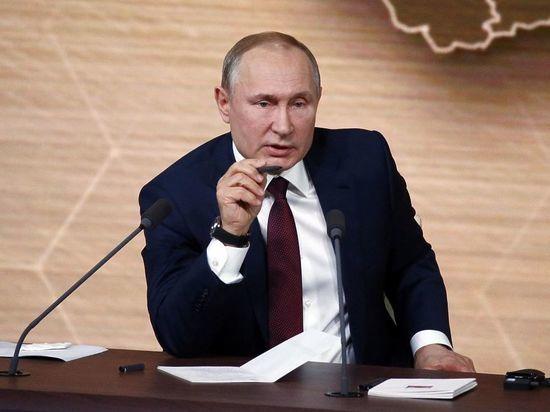 Путин раскрыл, что России раньше не давало развиваться