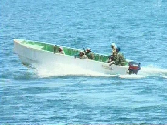 Российских моряков опять похитили африканские пираты