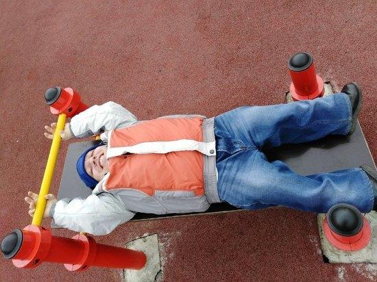 Инвалид из Узловой мечтает о тренажерах для воркаута