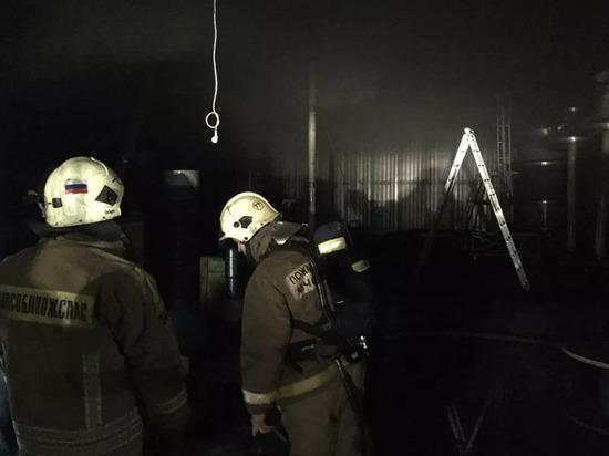 Хоспис в Красногорске, где произошел пожар, работал без документов