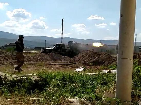 В Сирии боевики захватили населенный пункт