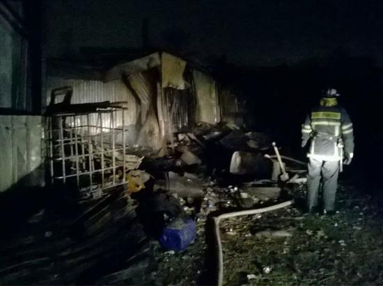 """Девять человек погибли при пожаре в подмосковном хосписе """"Второй дом"""""""