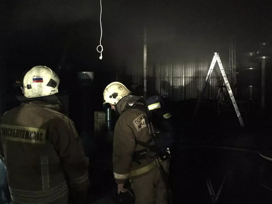 Telegram-канал: установлен руководитель подмосковного хосписа, где произошел пожар