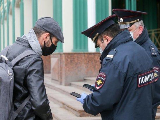В МВД РФ назвали регионы, где больше всего нарушают самоизоляцию