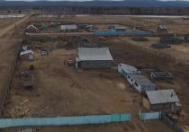 Село Могсохон в Кижингинском районе стало первым в Бурятии населенным пунктом, который из-за вспышки коронавируса посадили на жесткий карантин