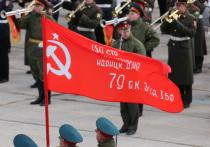 Пушков оценил заявление Киева о водрузивших Знамя Победы украинцах