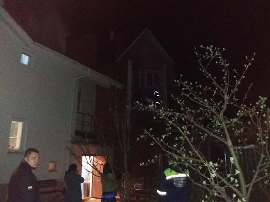 Источник возгорания в доме престарелых Красногорска находился в сауне