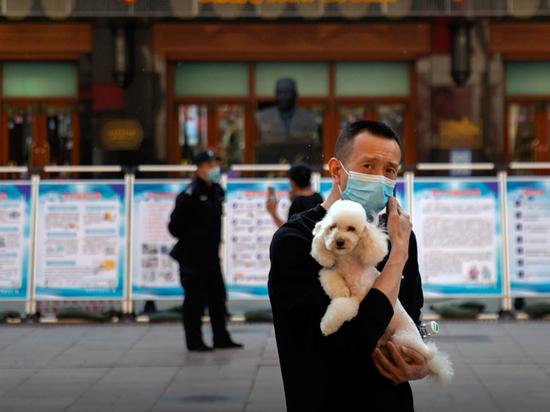 Новые вспышки коронавируса в Китае заставили закрыть город и напугали Ухань