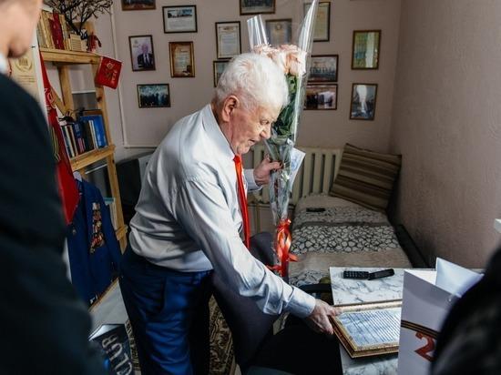 Поздравления в День Победы в Ставрополе получили более 200 ветеранов