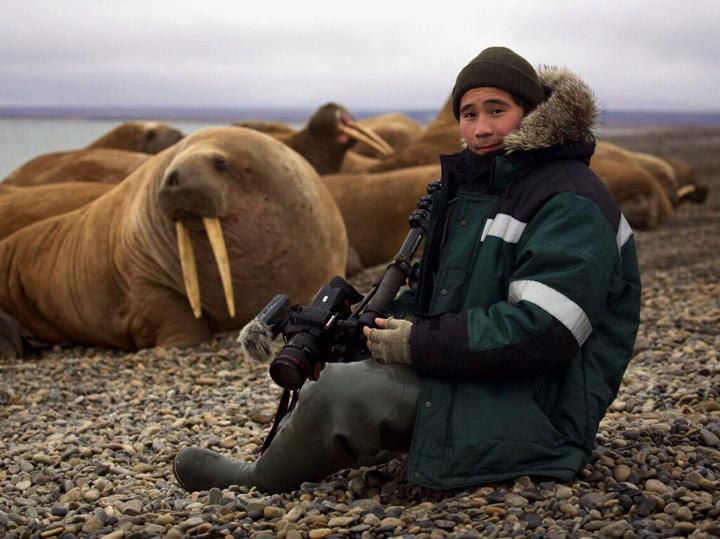 Документалист Максим Арбугаев рассказал, как снимает мамонтов и поместье Ротшильдов