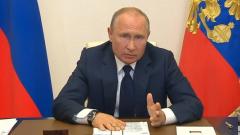 """Путин объявил """"раздачу"""" 10 000 рублей на детей определенного возраста"""