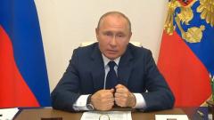 Путин на видео эмоционально отменил нерабочие дни с 12 мая