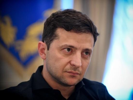 "На Украине Зеленского назвали ""слабаком в роли президента"""