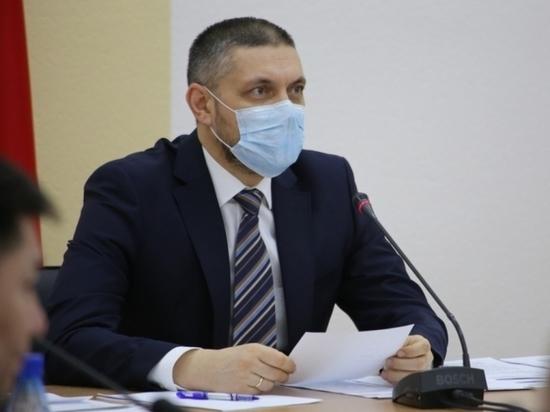 Осипов поставил задачу по выполнению новых мер поддержки при пандемии