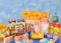 Дошкольники Ямала начали получать продуктовые наборы