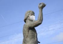Озвучена сумма штрафа за отсутствие маски в Тульской области
