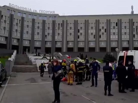 Собранный на Урале прибор также стал причиной возгорания в московской больнице