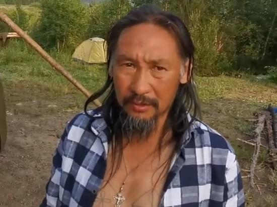 Якутского шамана Габышева увезли в психбольницу