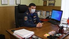 Спасатели поблагодарили врачей за помощь в спасении людей при пожаре