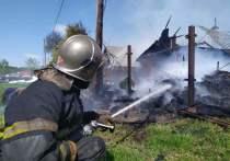 Житель Хакасии спалил часть дома из-за неосторожного курения