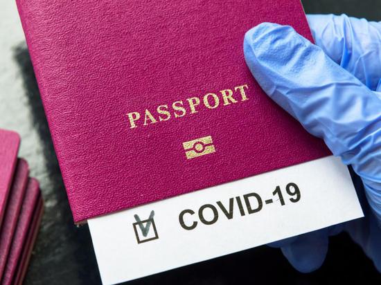 Предполагаемое внедрение иммунных паспортов — новый способ контроля?