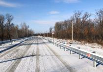 Под Хабаровском построили дорогу к