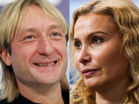 Евгению Плющенко нужно постараться, чтобы победить в войне двух школ