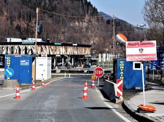 Австрия откроет границы с Германией