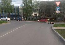 В Кирово-Чепецке в аварии погиб мотоциклист
