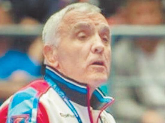 Глава женской сборной России по борьбе отличался прекрасным здоровьем