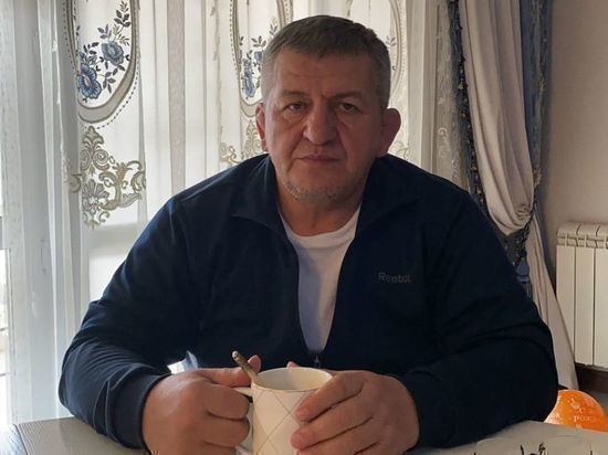 Стало известно о тяжелом состоянии отца Нурмагомедова