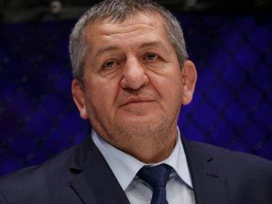 Отец Хабиба Нурмагомедова в тяжелом состоянии
