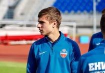 «Динамо» хочет подписать двух воспитанников ФК «Енисей»