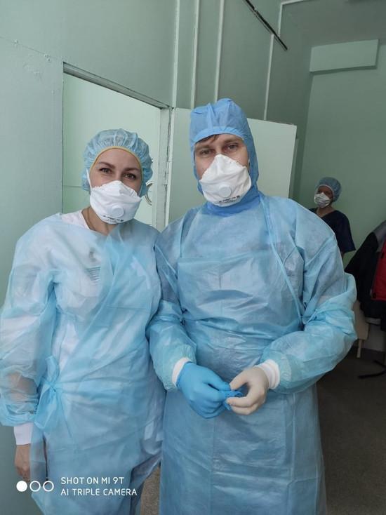 Известна сумма доплат кировским врачам за работу с коронавирусом