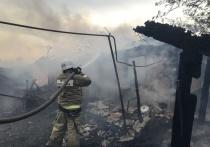 Пожарные вынесли из огня 90-летнюю белгородку