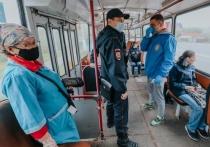 С 16 мая в Чебоксарах начнут штрафовать нарушителей масочного режима