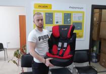 Сервис такси «Максим» обеспечил свои машины в Ярославле  детскими автокреслами