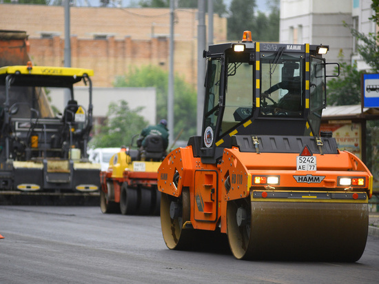 Более 1000 человек проголосовали за ремонт дорог в Серпухове