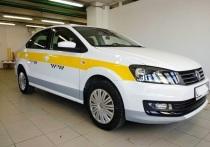 В 2021 году костромское такси станет черно-белым